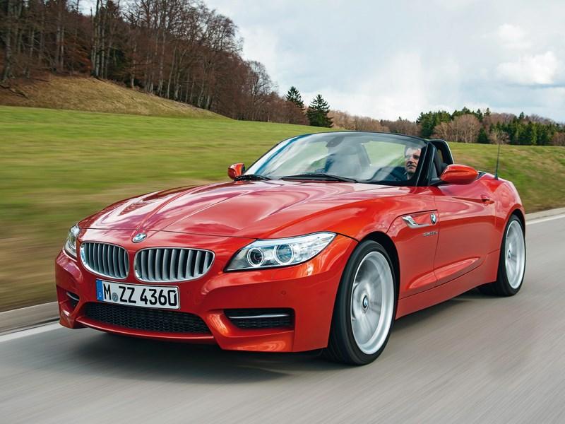 BMW Z4 - bmw z4 2013 вид спереди
