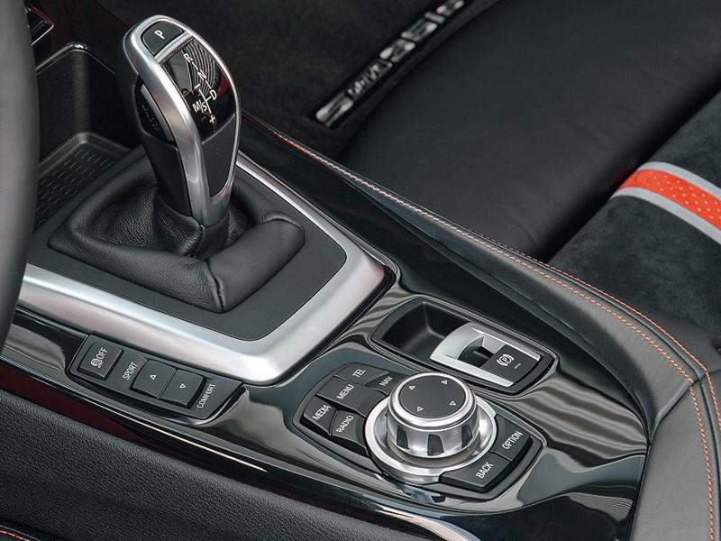 BMW Z4 2013 АКПП