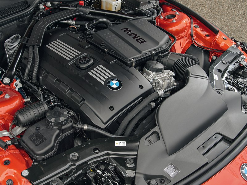 BMW Z4 2013 двигатель
