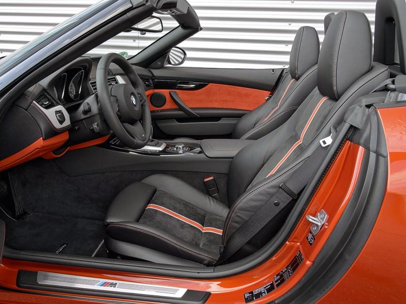 BMW Z4 2013 передние кресла