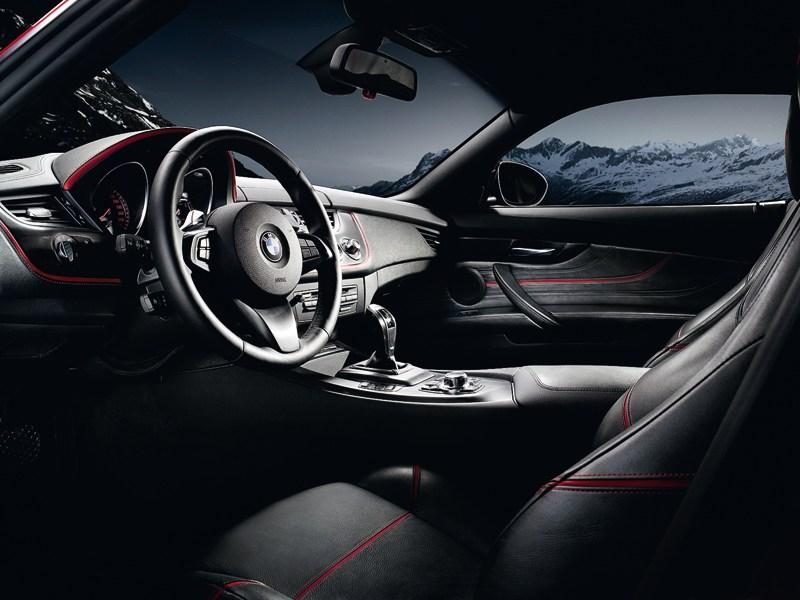BMW Zagato Coupe 2013 водительское место