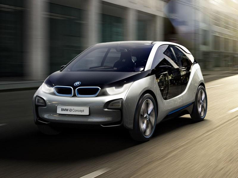 Электромобиль BMW i3 оснастят водородными топливными ячейками