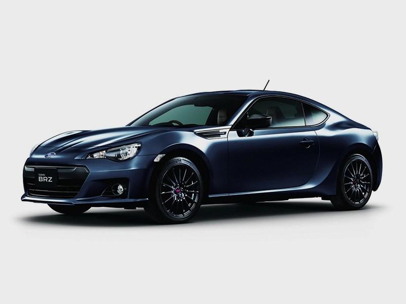 Subaru BRZ Premium Sport Edition 2014 вид сбоку