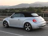 Volkswagen покажет кабриолет Beetle