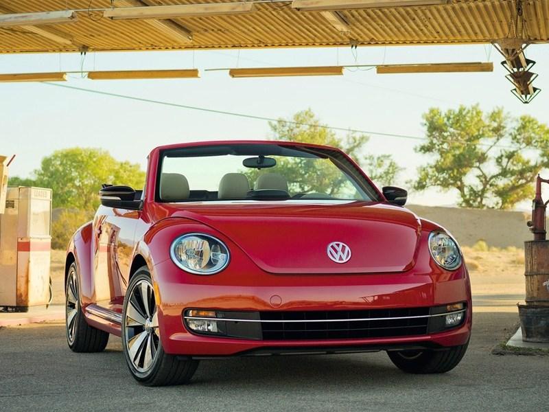 Volkswagen раскрыл секреты кабриолета Beetle