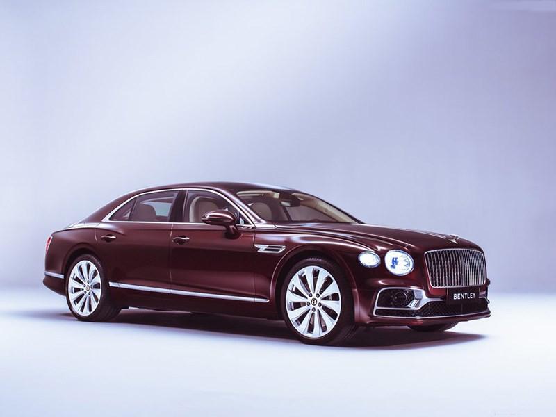Представлен новый Bentley Flying Spur Фото Авто Коломна