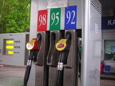 Цены на бензин выросли на 0,2% за неделю