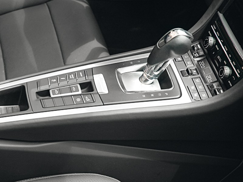 Porsche Boxster S 2012 7PDK