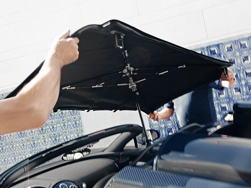 Bugatti Veyron Grand Sport Vitesse 2012 прямоугольный зонт