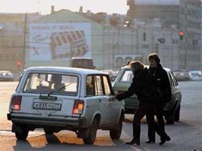 В МВД появится новый отдел по борьбе с таксистами-нелегалами