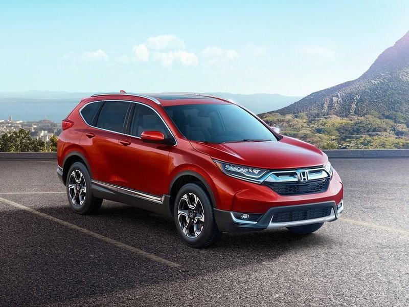 Honda показала пятое поколение CR-V
