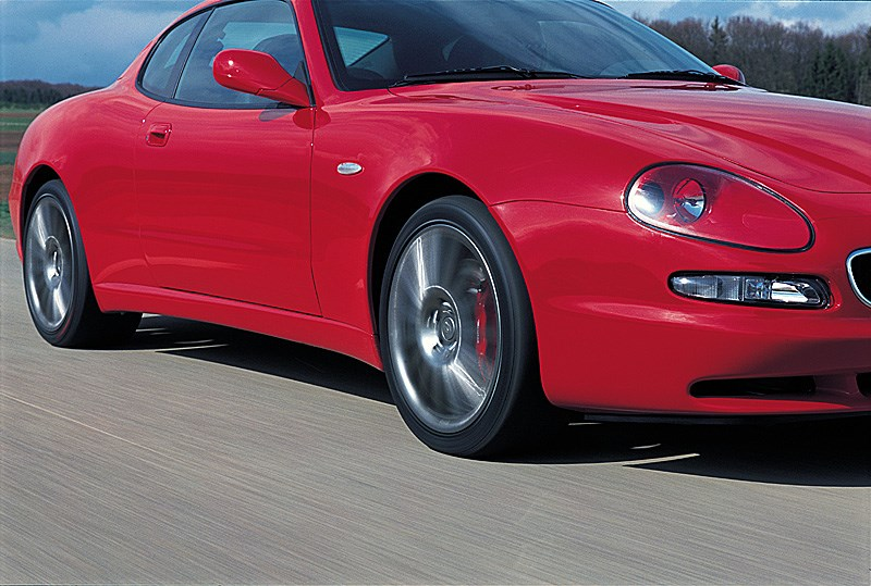 Детали Maserati 3200 GT Assetto Corsa