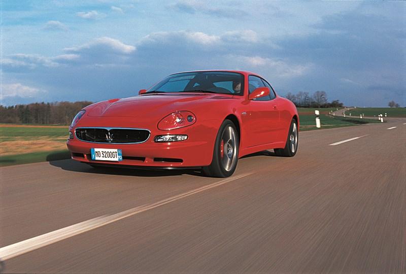 Maserati 3200 GT версия Assetto Corsa