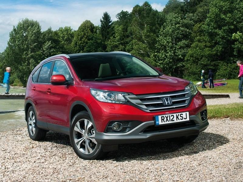 Honda CR-V: российские модификации