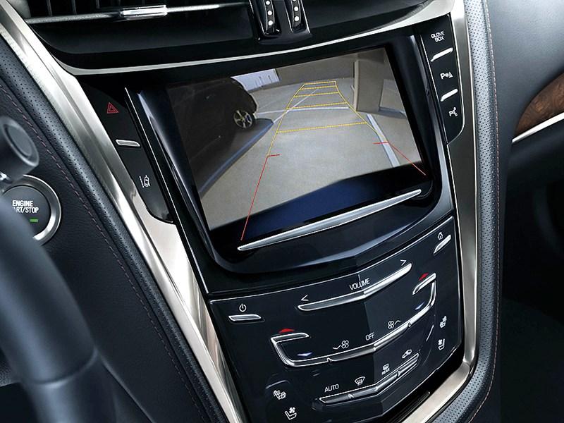 Cadillac CTS 2013 центральная консоль