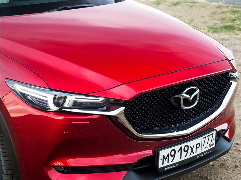 Mazda CX-5 2017 передняя фара