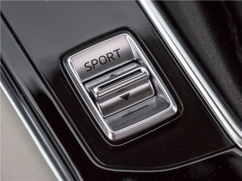 """Mazda CX-5 2017 включение режима """"Спорт"""""""