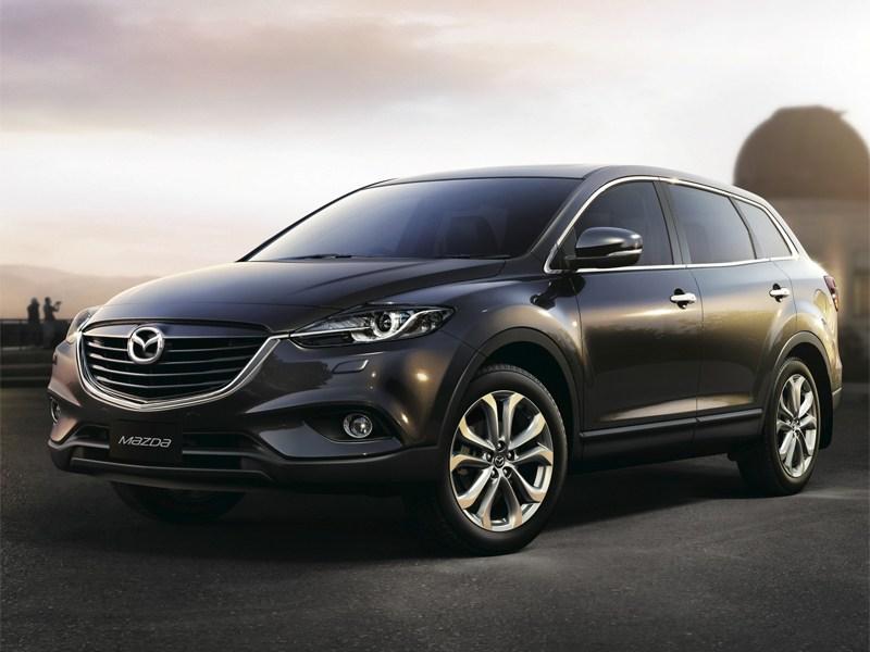 Mazda привезет в Сидней обновленный кроссовер CX-9