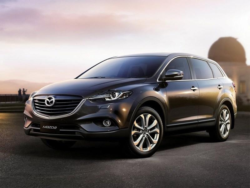 Новый Mazda CX-9 - Mazda CX-9 2013
