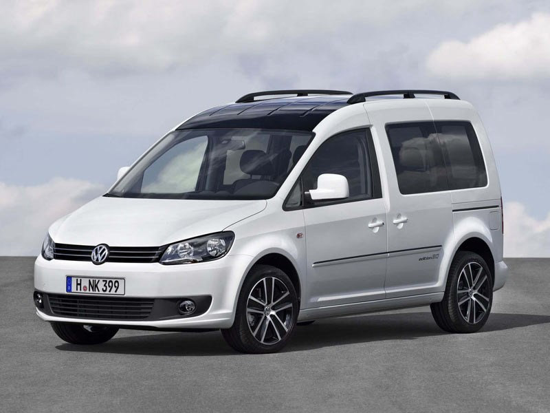 Volkswagen Caddy Edition 30 теперь доступен всем