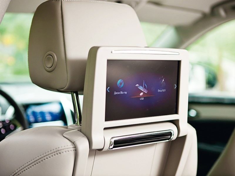 Cadillac SRX 2013 мультимедийная система
