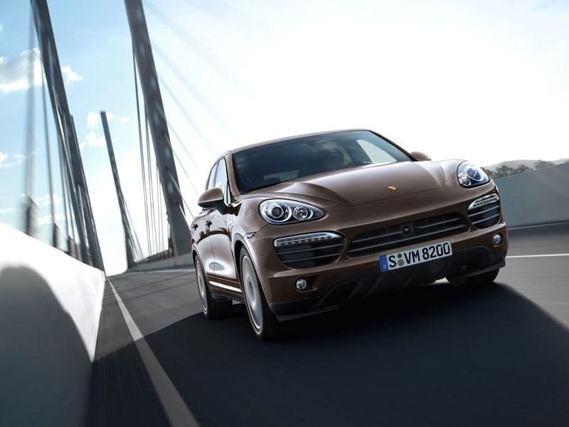 Porsche, Cayenne S
