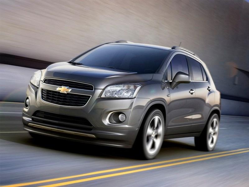 Новый Chevrolet Tracker - Chevrolet Trax