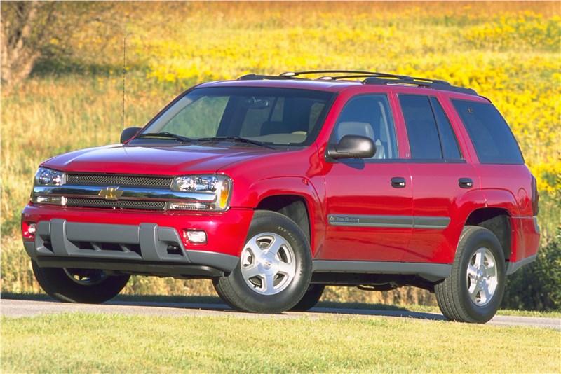 Chevrolet TrailBlazer 2001 фото 21