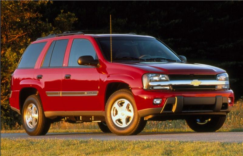 Chevrolet TrailBlazer 2001 фото 22