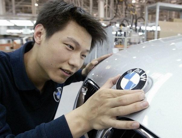 Китай станет самым крупным рынком реализации продукции компании BMW