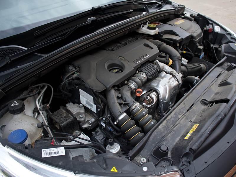 проблемы у двигателя ситроен с4 2012 года