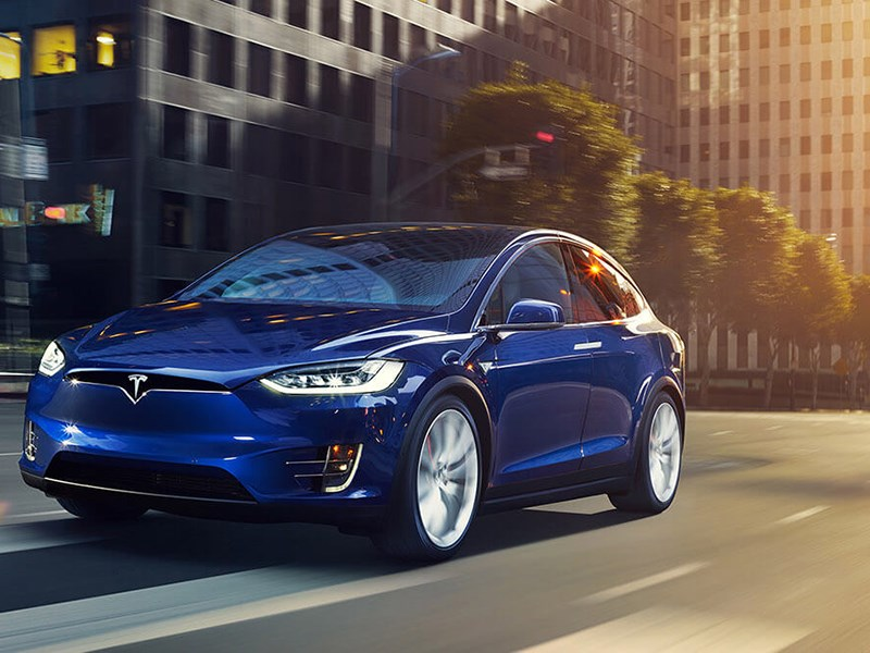 Продажи электромобилей в России снова выросли