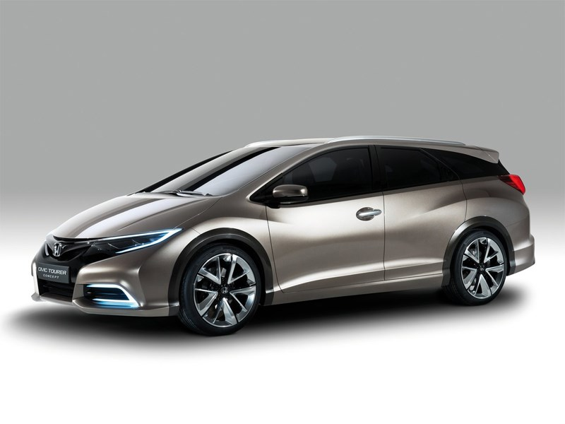 Honda Civic Tourer 2013 концепт