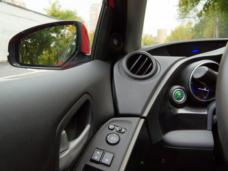 Honda Civic 2012 водительская дверь
