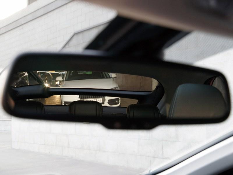 Honda Civic 2012 зеркало заднего вида