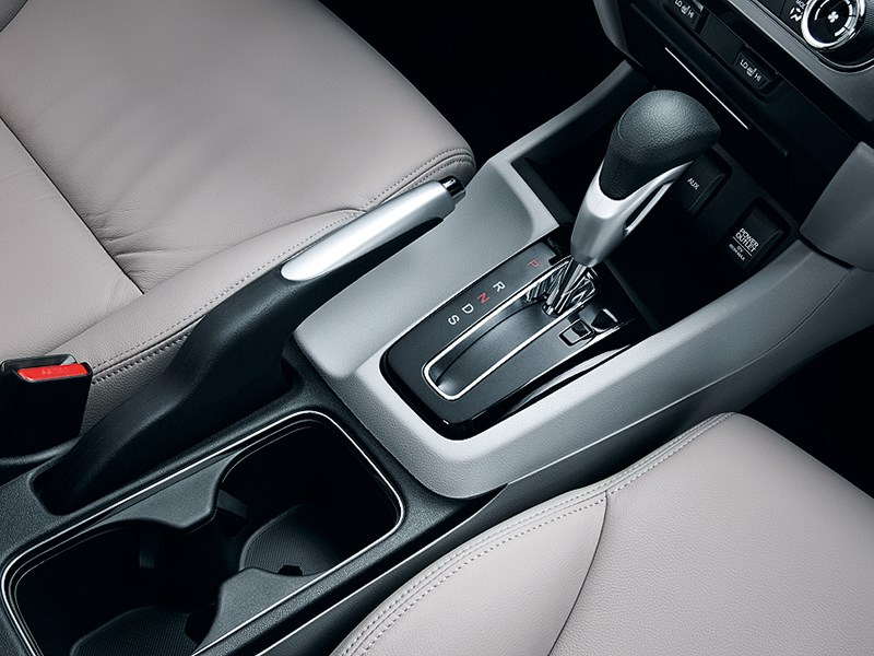 Honda Civic 2013 5АКПП
