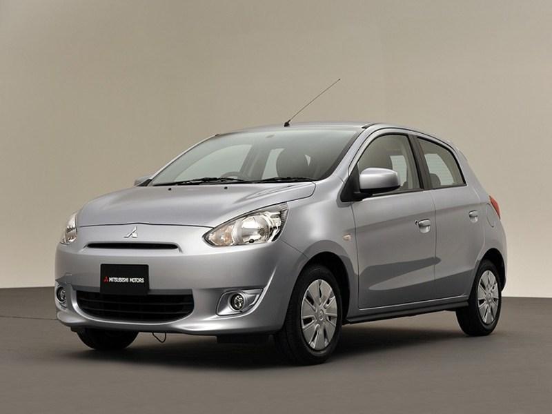 Европейский выбор. Часть II (Honda Jazz, Mazda 2, Mitsubishi Colt, Peugeot 207, Renault Clio, Suzuki Swift, Toyota Yaris) Colt