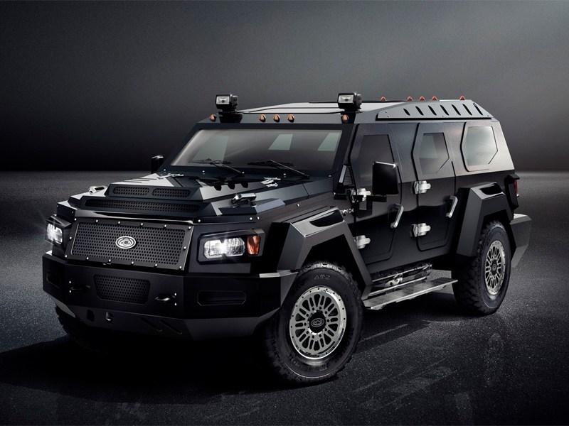 Conquest Vehicles Evade 2012 вид спереди
