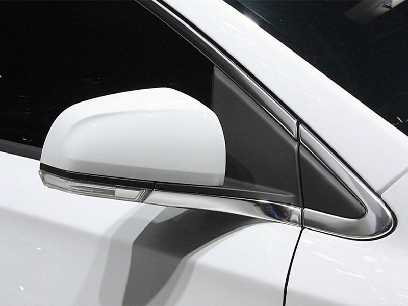 Chevrolet Cruze 2015 зеркало