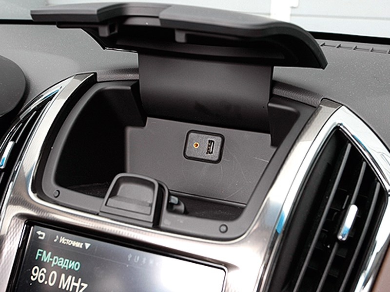 "Chevrolet Cruze 2013 ""бардачок"""