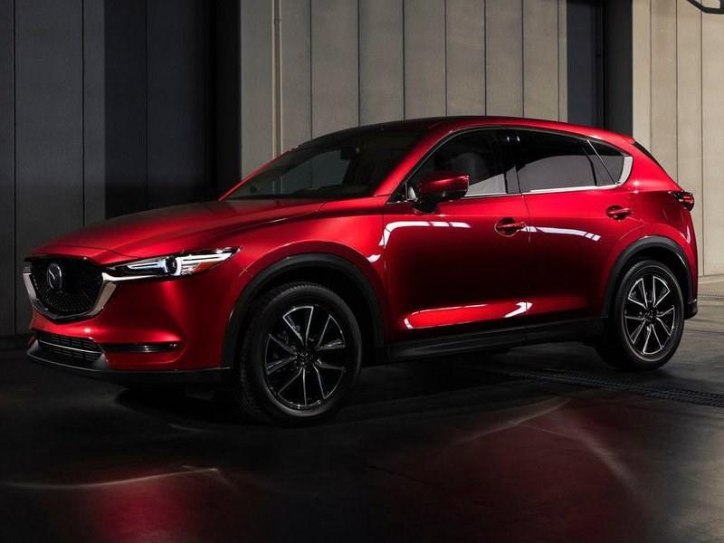 Mazda построит семиместную модификацию CX-5