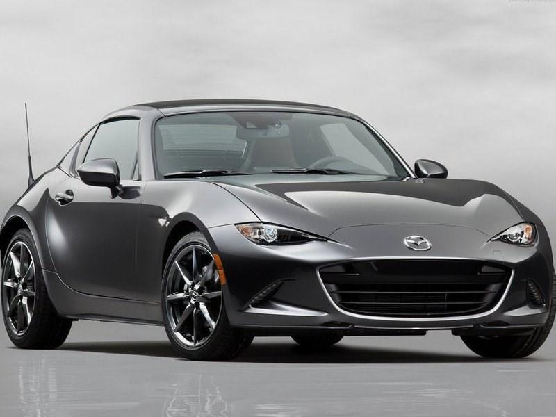 Лимитированную версию Mazda MX-5 раскупили за неделю