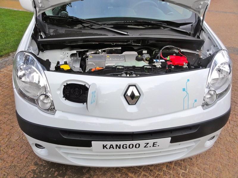 Renault подготовит более «выносливую» версию электрического Kangoo Z.E.