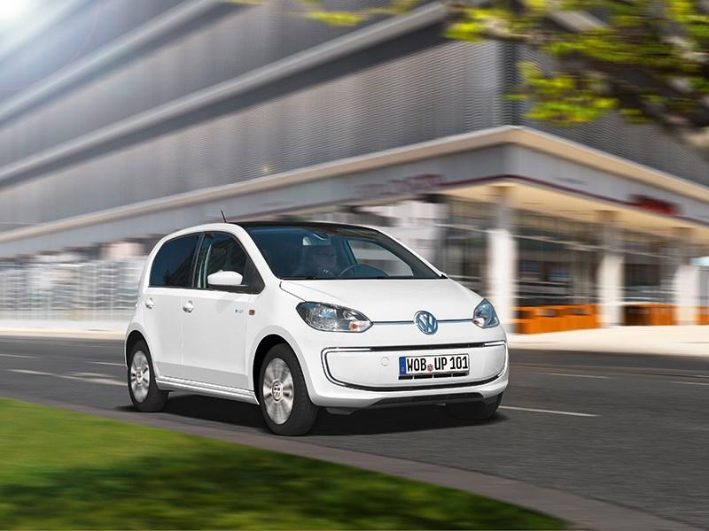 Volkswagen разрабатывает очень маленький электромобиль Фото Авто Коломна