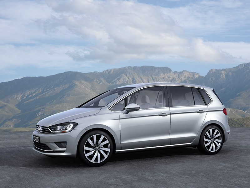 Новый Volkswagen Golf Sportsvan - Больше чем Golf