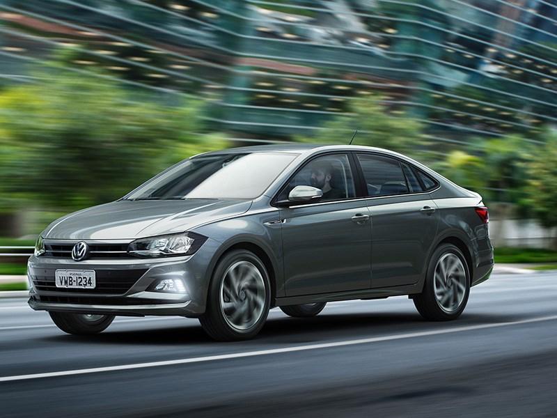 Volkswagen представил седан Polo нового поколения