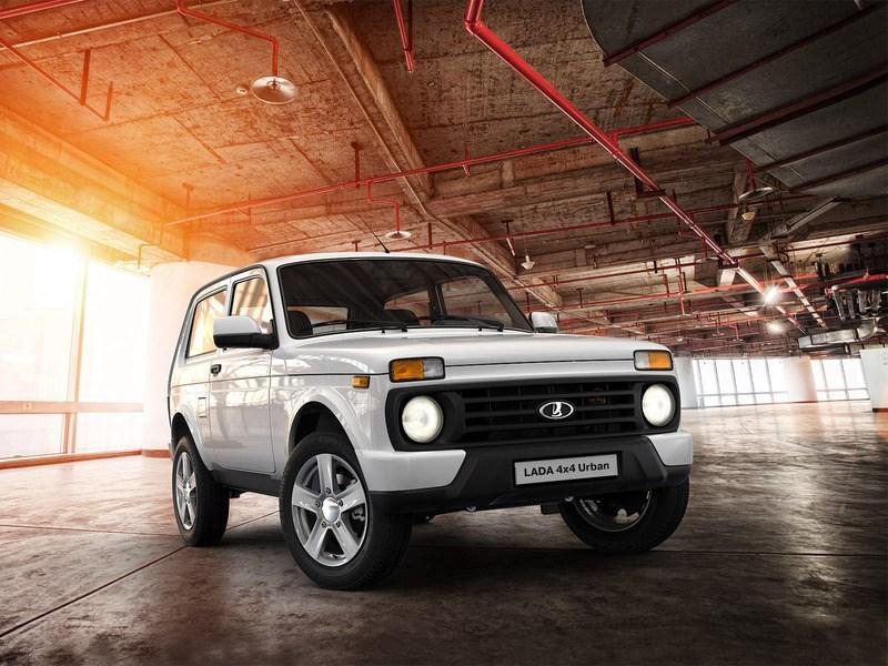 АвтоВАЗ начал продажи 5-дверного Lada 4x4 Urban