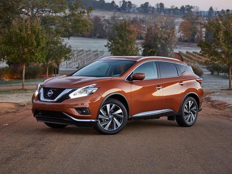 Nissan официально представил кроссовер Murano для российского рынка