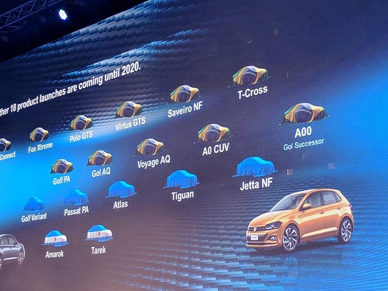 Volkswagen сделает два новых недорогих кроссовера