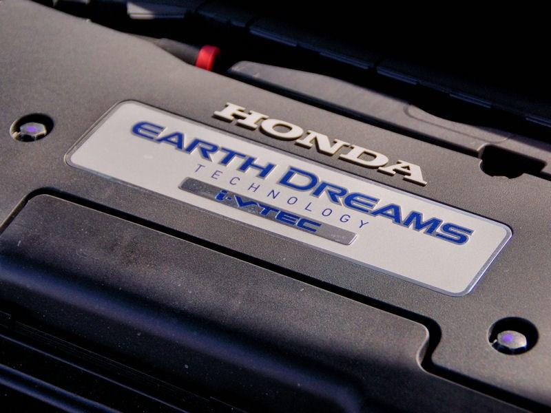 Honda Accord 2013 2,4-литровый двигатель